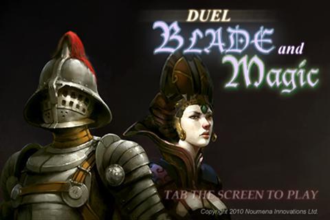 Duel: Blade Magic