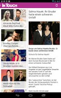 Screenshot of InTouch