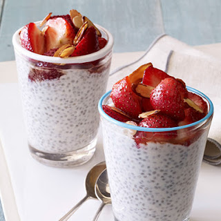 Giada's Chia Seed Breakfast Pudding