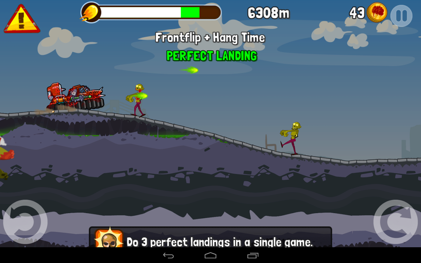 Zombie Road Trip Screenshot 11