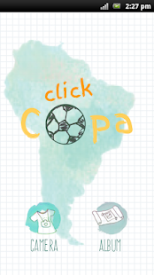 Click Copa - screenshot