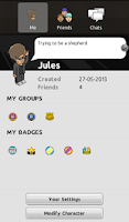 Screenshot of Pocket Habbo