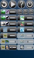 Screenshot of Sounds To Sleep
