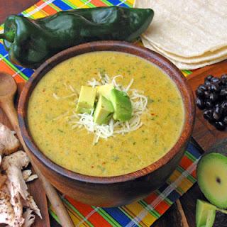 Poblano Queso Soup Recipes