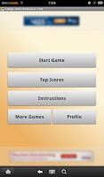 Screenshot of College Sports Nicknames Quiz