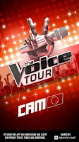 Screenshot of The Voice Tour Cam