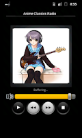 Screenshot of Radios Anime