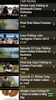Screenshot of Carp Fishing