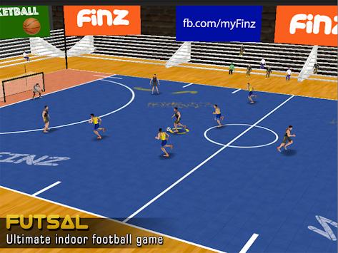 Play Indoor Soccer Futsal 2015 apk screenshot