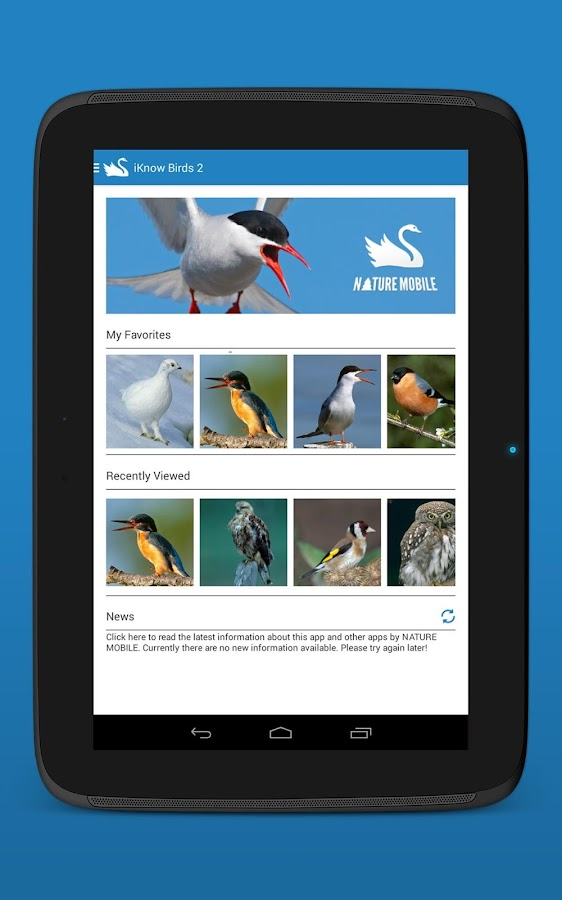 iKnow Birds 2 PRO - Europe Screenshot 9