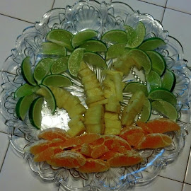 Fruit sunset for the ladies. by Susan Hope - Food & Drink Fruits & Vegetables (  )