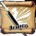 Ichigo GO SMS icon