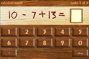 Screenshot of Let's do the math