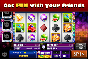 Screenshot of New Slot