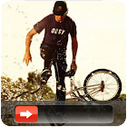 BmX HD GO Locker Theme icon