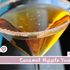 Caramel Apple Fireballs
