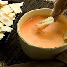Roasted Red Pepper–Feta Dip Recipe