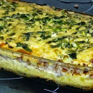 Potato Gratin With Minced Meat Casserole