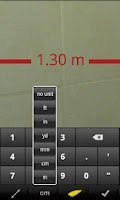 Screenshot of Measure & Sketch