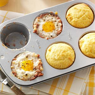 Meal in a Muffin Pan