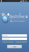 Screenshot of SynDriver