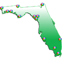 Florida Fishing Maps - 11K icon