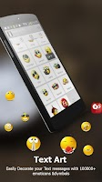 Screenshot of Emoticon & Smiley for Chat