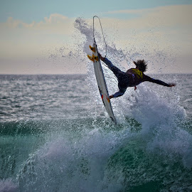 by Nuno Henriques - Sports & Fitness Surfing
