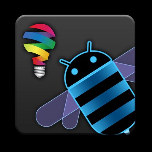 ADW Theme: Android Honeycomb LOGO-APP點子