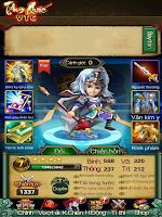 Screenshot of Tam Quoc VTC - Tam Quốc