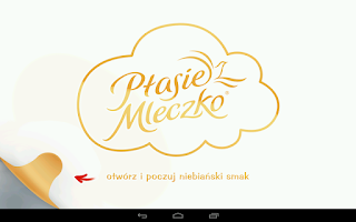Screenshot of Ptasie Mleczko