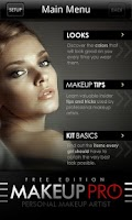 Screenshot of MakeUp Pro
