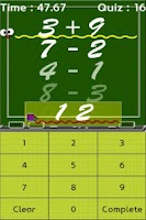 Screenshot of Math Master~!! Free