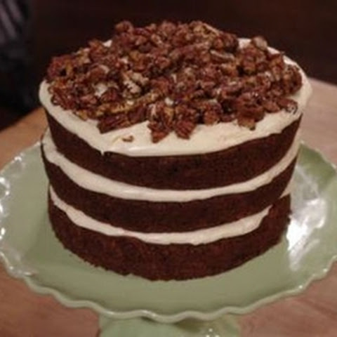 Triple Layer Carrot Cake Recipe Uk