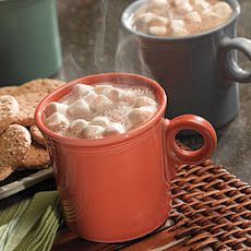 Cinna-Nut Hot Chocolate