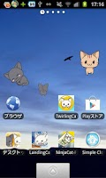 Screenshot of Desktop Character Ver. Cat