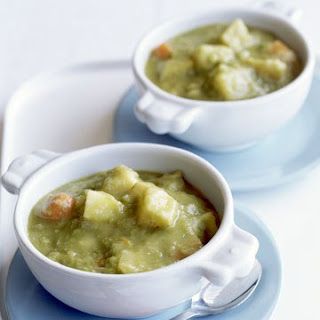 Split Pea and Potato Soup