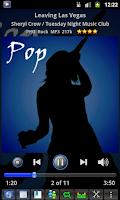 Screenshot of MyTunes Music Player Pro