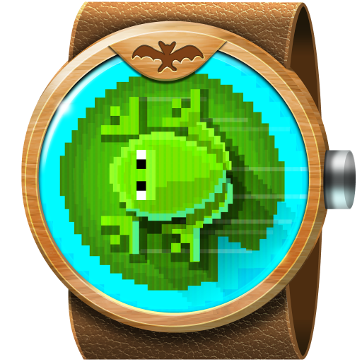 Frog Commander - Android Wear