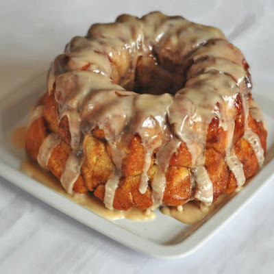 Challah Monkey Bread