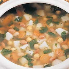 Three-Bean Soup