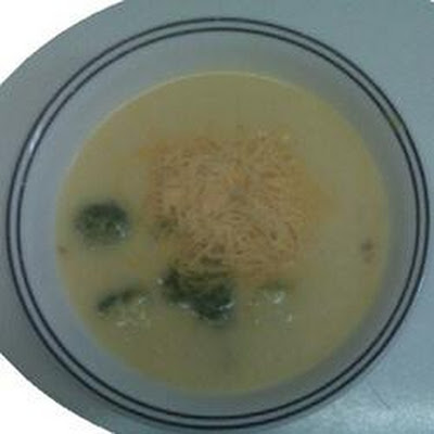 Broccoli Cheese Soup IV
