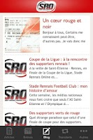Screenshot of Stade Rennais Online