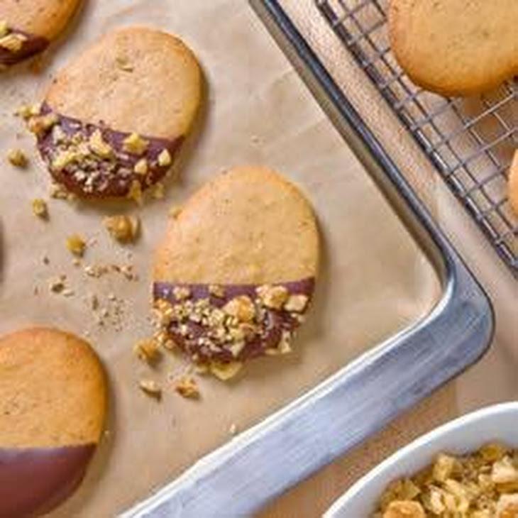 Cream Cheese Walnut Wafer Cookies Recipe | Yummly