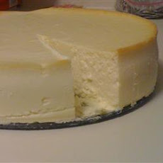 Eric's Best New York Style Cheesecake