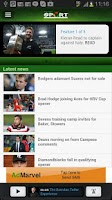 Screenshot of Radio Sport
