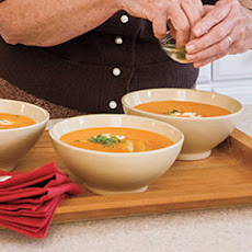 Red Pepper-and-Pear Soup