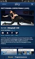 Screenshot of Sky Guida TV