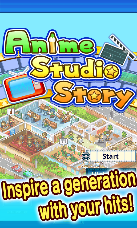 Anime Studio Story Screenshot 11