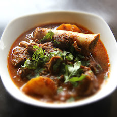 Mangalorean Mutton Gravy